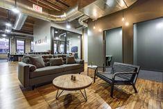 Pinterest Chicago | Horn Design Interior Designers | Lounge & Meeting Area