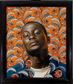 Kehinde Wiley - Lagos & Dakar - Tosin Otegbole 2008