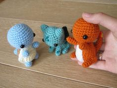 Pokemon Bulbasaur Amigurumi Crochet plush small by SugarYarnStore