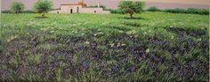 franco azzinari - Google Search Lavender Fields, Wild Flowers, Poppies, Grass, Italy, Google Search, Plants, Italia, Wildflowers
