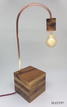 Luminária Cobre 2