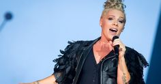 Pink continued to air her dislike for Aguilera...  #celebrity #news #photos #movies #tvshows