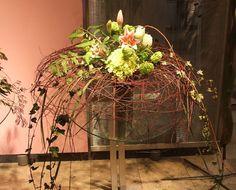 Gregor Lersch. Designs. Flower designs. Germany. High design  For more design inspiration, like:  https://www.facebook.com/GlobalPetals