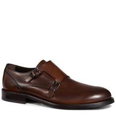 newest 6d5d6 63b39 Monk Strap Shoes in Leather XXM0XR0Q650D9CS801 - 1 Schnürschuhe, Oxford  Schuhe, Turnschuhe, Männermode