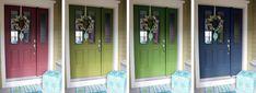 Print Great Front Door Color 15 Best Front Door Colors For Tan House   Best Front Door Color