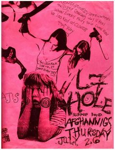 Riot Grrrl: Revolution Girl Style Now Room Posters, Band Posters, Arte Punk, Punk Poster, Riot Grrrl, Comme Des Garcons, Concert Posters, Wall Collage, Art Inspo