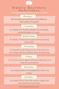 Weekly boundary reminders - self care Codependency Recovery, Recovery Humor, Recovery Quotes, Codependency Quotes, Sobriety Quotes, Relation D Aide, Affirmations, Self Care Routine, Personal Development