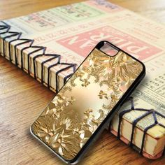 Jay_Z Kanye West Album Cover Watch The Throne Gold iPhone 6|iPhone 6S Case