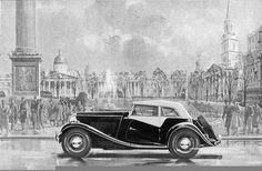 History of the MG TD - The MG T-types Type Web, Classic Cars Online, British, History, Vehicles, Prints, Historia, Car, Vehicle