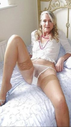 Remarkable, Sexy mature wives in stockings