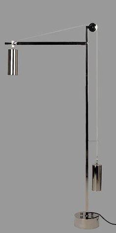 Bauhaus Lamp--1923