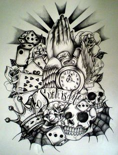 tattoo design drawings sleeve tattoo designs half sleeve tattoos ...