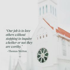 """1,579 Likes, 14 Comments - The Catholic Woman (@thecatholicwoman) on Instagram: """"""""Our job is to love others without stopping to inquire whether or not they are worthy."""" - Thomas…"""""""