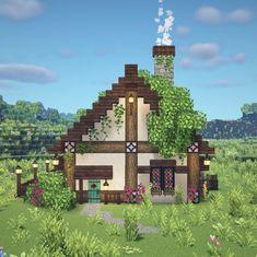 Minecraft Mansion, Minecraft Cottage, Minecraft City, Minecraft Funny, Minecraft Construction, Minecraft Creations, Minecraft Projects, Minecraft Crafts, Minecraft Designs