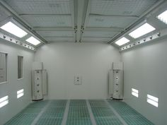 Auto Spray Booth Leasing by Taycor Financial
