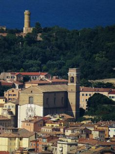 Ancona, Marche, Italy - Scorcio, San Francesco alle Scale e Faro - by Gianni Del Bufaloا