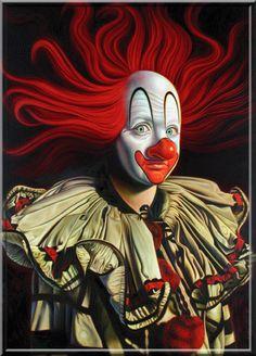 Grimace de clown... ~ Ʀεƥɪииεð вƴ╭•⊰✿ © Ʀσxʌиʌ Ƭʌиʌ ✿⊱•╮