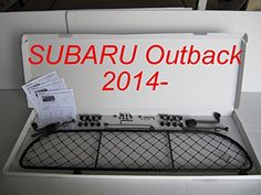 Dog Guard, Pet Barrier Net and Screen RDA65-S14 for SUBARU Outback, car model produced since 2014, for Luggage and Pets * You can get more details by clicking on the image.