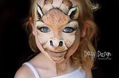 Looking for stunning face painting ideas for kids? See 20 of the most amazing and creative face painting for kids that they will surely love and be proud of Animal Face Paintings, Animal Faces, Face Painting Designs, Paint Designs, Painting Patterns, Art Visage, Animal Makeup, Too Faced, Costume Makeup