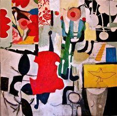 """Saatchi Online Artist Andrea Deschambeault; Painting, """"untitled"""" #art"""