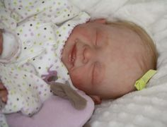 doves nursery reborns | Details about DOVES NURSERY ♥ Real Life Reborn Baby Girl ♥ A Brit ...