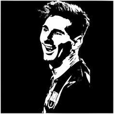 Batman Silhouette, Silhouette Art, Soccer Art, Football Art, Football Player Drawing, Lionel Messi Wallpapers, Lionel Messi Barcelona, Leonel Messi, Sculpting Tutorials