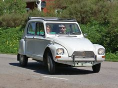 Citroen Dyane.  Autumn, you know you want me to have it, I mean it's a convertable and you would be a passenger alot of the time. right right right. lol sorry i'm just sooooo in love!