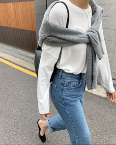 beautiful autumn and winter outfits - The most beautiful outfits for your autumn look and winter look. Mode Outfits, Winter Outfits, Casual Outfits, Fashion Outfits, Womens Fashion, Fashion Tips, Fashion Beauty, Casual Ootd, Workwear Fashion