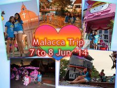 Hello Readers, So today I will be sharing with you what are the things that you can do in MALACCA~!!!  Let me introduce to you our FOXIES Minus 1 explorer