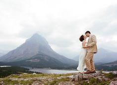 Gorgeous destination wedding photo // OneWed
