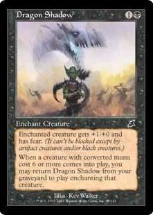 Dragon Shadow Magic the Gathering Card Rulings, Erratas and Information - MtgFanatic.com