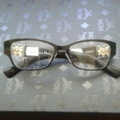 7cedbb2d8e90 Christian Dior Eyeglasses BNWOB! Doesn t come with case or cloth I  misplaced them