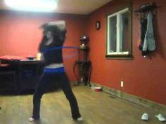 Awesome Hoola/Hula Hoop Dance