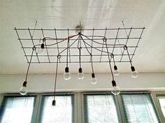 DIY: de industriële hanglamp van Jerry en Jeroen - Roomed | roomed.nl