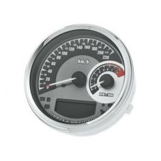 Combination Analog Speedometer/Tachometer km/h LCS7477511A - LCS Motorparts