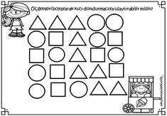 Math For Kids, Preschool, Calm, Shapes, Geometric Fashion, Learning, Good Ideas, Activities, Kindergarten