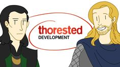 Thorested Development - Watching Arrested Development was worth it just to get the references in this video.