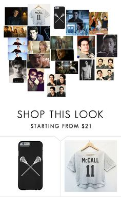 """So tell me did you watch Teen Wolf last night?????"" by jalese1234 ❤ liked on Polyvore featuring beauty"