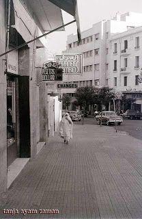 Tanger - Tangier - طنجة: Fotos Antiguas De Tánger - Old photos of tangier - Anciennes Photos De Tanger