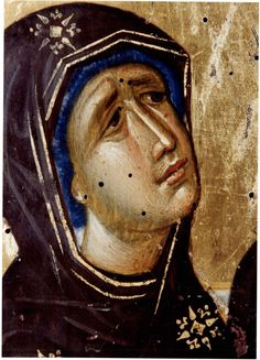 mother of sorrows, hear our prayer Byzantine Icons, Byzantine Art, Religious Icons, Religious Art, Holly Pictures, Juan Pablo Ii, Christian Artwork, Face Icon, Religious Paintings