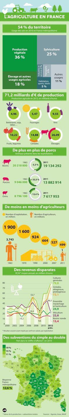 LAgriculture en France