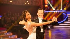 Strictly Come Dancing 2015 week 9 in pictures