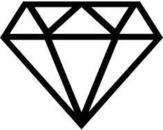 'pink diamond' Sticker by mamisarah Diamond Tattoo Designs, Diamond Tattoos, Mini Tattoos, Body Art Tattoos, Tatoos, Bubbly Slime, Tumblr Png, Stylist Tattoos, Mother Tattoos