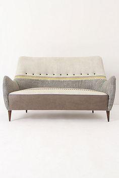 Furniture - retro cowhide   Prestino Sofa