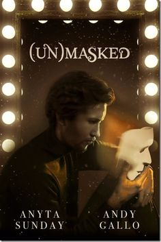 Review: (Un)Masked by Anyta Sunday and Andy Gallo | #mmromance #gayromance #gayfiction #lgbt #gay #books #review