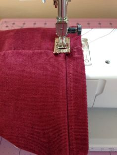 "Tips on Hemming Pants With Original Hem |do it yourself divas.  Follow-up on their ""Hem Jeans Fast and Easy"" article."