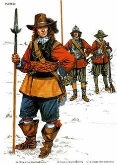 17th Century Warfare.