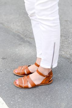 REALLY comfy sandals!