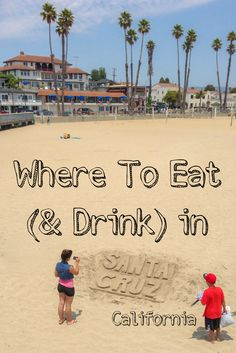 The top places to eat in Santa Cruz, California: http://www.everintransit.com/places-to-eat-in-santa-cruz-ca/