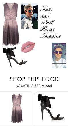 """""""Kate and Niall Imagine"""" by leilani-875 ❤ liked on Polyvore featuring Miss Selfridge and Lime Crime"""
